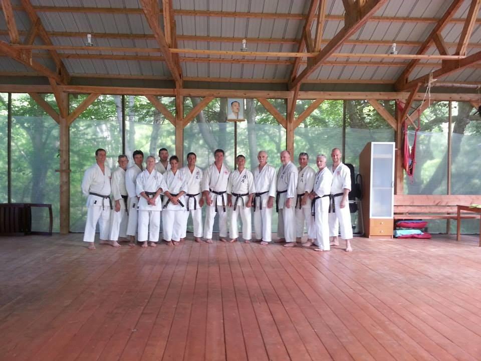 Ottawa Summer camp participants.